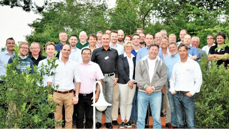 Am 28. Juni 2017 tagten in Espenau bei Kassel 51 Vertreter aus Mitglieds- und Partnerunternehmen zum 4. Partnertreffen seit der Gründung im letzten Jahr.