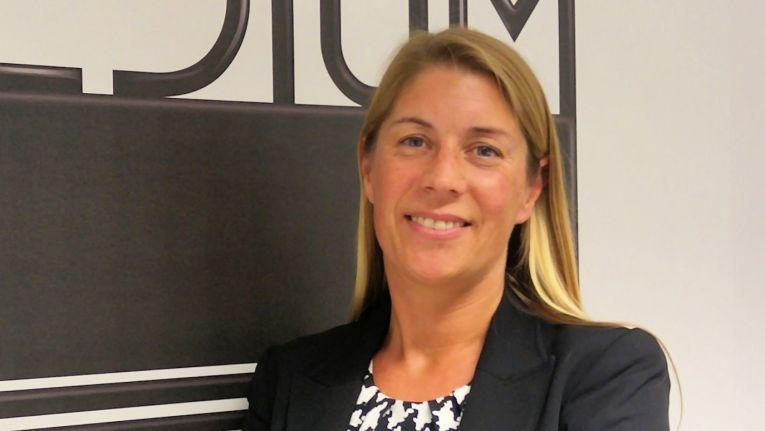 Kennt ihren neuen Arbeitgeber bereits aus ihrer LG-Zeit: Verena von Oertzen, die neue Focus Sales Manager Epson & Marketing bei Medium.