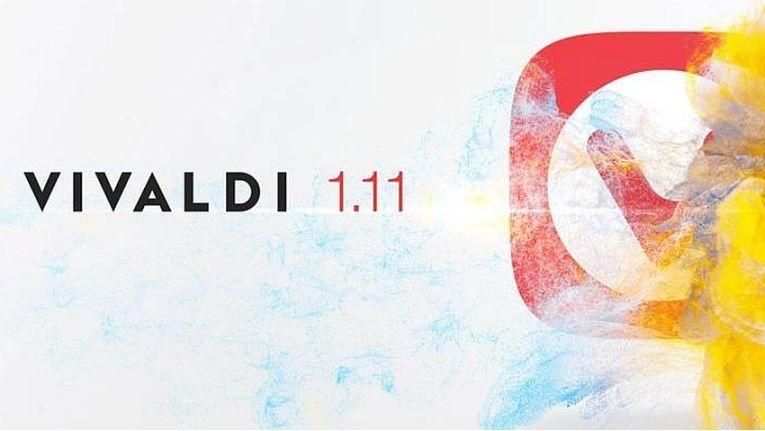 Vivaldi 1.11 ist nun verfügbar
