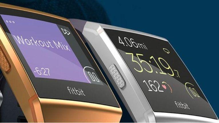 Fitbit Ionic: Smartwatch mit 4 Tage Akkulaufzeit