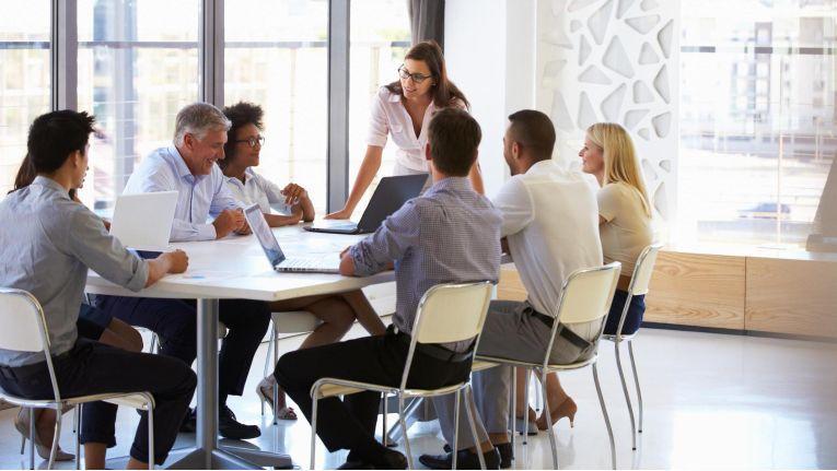 Vereinbaren Sie mit Ihren Kollegen nicht nur wo, sondern auch wie Meetings stattfinden sollen.
