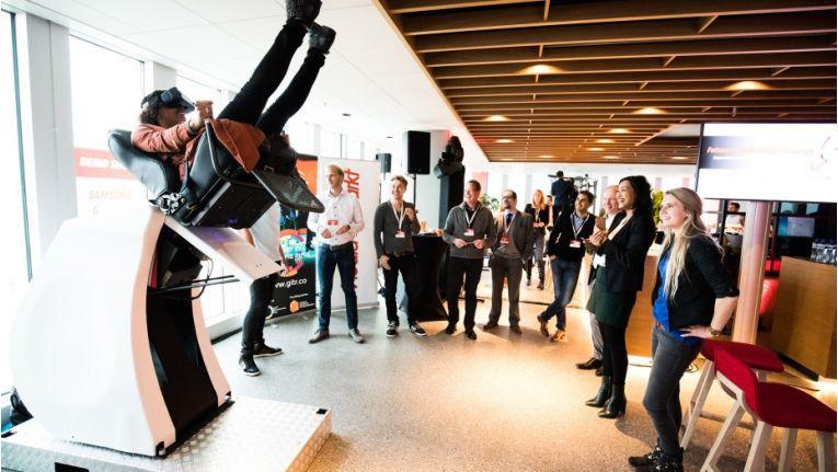 Auch ausgefallene Ideen sollen im Retailtech Hub von Media-Saturn ihre Chance erhalten