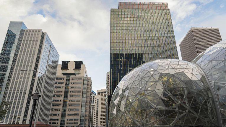 In der Headquarter Zentrale in Seattle verkündete Amazon die Top-20-Standorte für das zweite Hauptquartier.