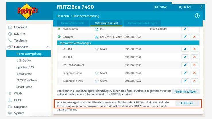 Fritzbox firewall deaktivieren