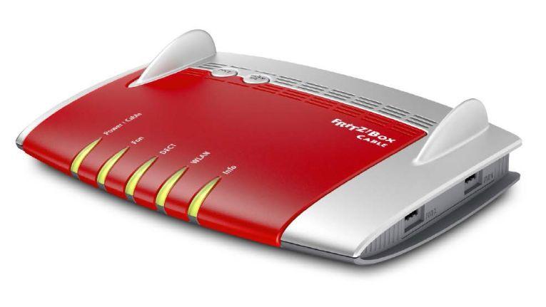 Seit August im freien Handel erhältlich: Die Fritzbox 6490 für den Kabelanschluss