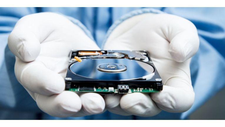 Festplatte oder SSD - wo liegen Daten sicherer?