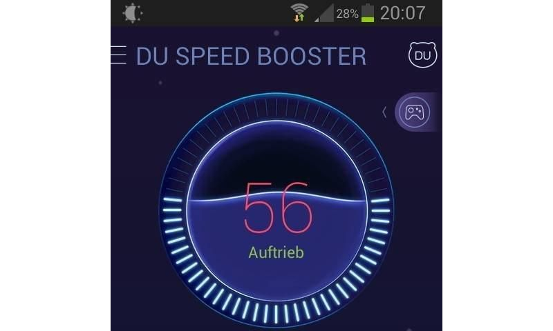 Bild Du Speed Booster Optimierer