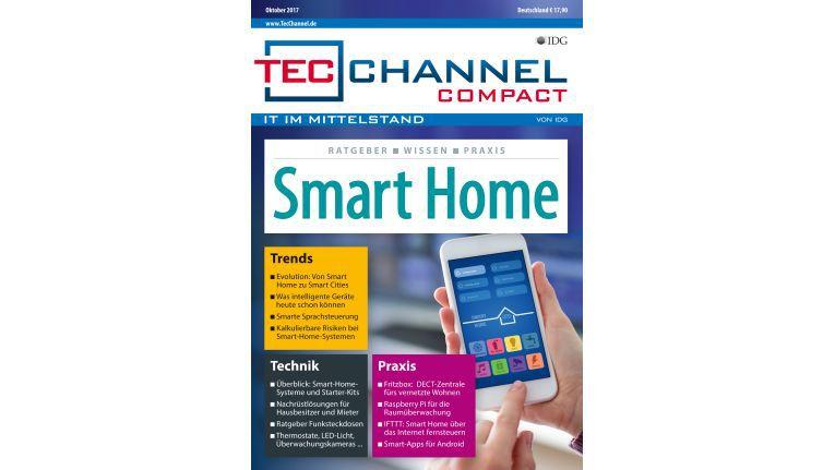 Alles Wissenswerte über Smart Home erfahren Sie in dieser Compact-Ausgabe.