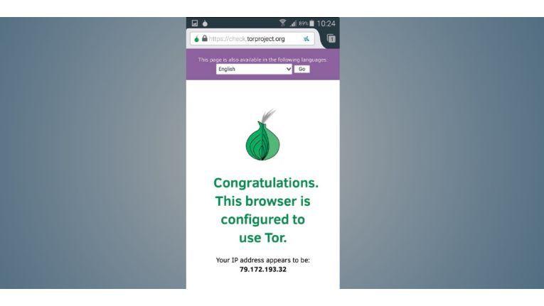 Mit der sicherheitsoptimierten Firefox-Version Orfox surfen Sie anonym im Internet.