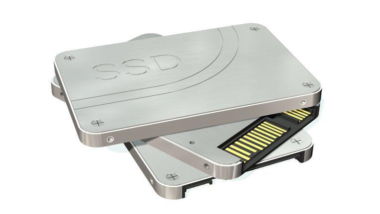 Die Umsätze beim Abverkauf von Festspeichern (Solid State Disks, SSDs) haben laut Context um sagenhafte 56,9 Prozent zugenommen.