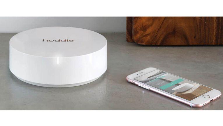 WLAN-Empfang im ganzen Haus sollen neue WiFi-Geräte wie der Huddle garantieren.