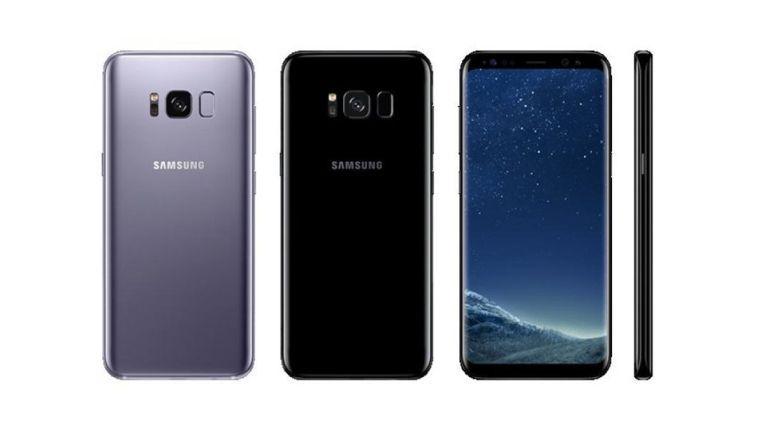 Samsungs Galaxy S8 und S8+ sind nun auch in Deutschland erhältlich.
