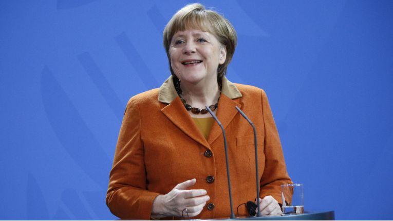 Bundeskanzlerin Angela Merkel (CDU) erhofft sich Impulse vom Digitalrat.