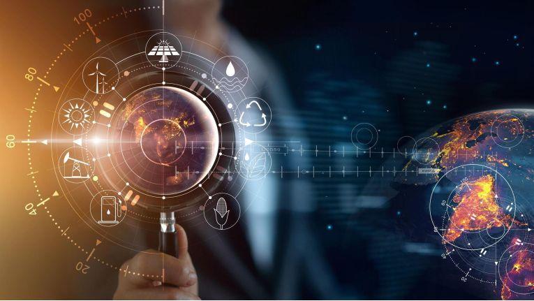 Laut einer Bitkom-Studie kommt die Digitalisierung in deutschen Unternehmen nur langsam in die Gänge.
