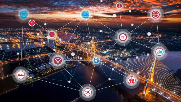 Smart City-Vision 4: Drahtlose Konnektivität und IoT-Technologien machen unsere Städte und Gemeinden bereits heute ziemlich smart.
