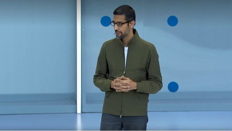 Google CEO Sundar Pichai hat die Belegeschaft bereits über die Freisetzung von 48 Mitarbeitern informiert.