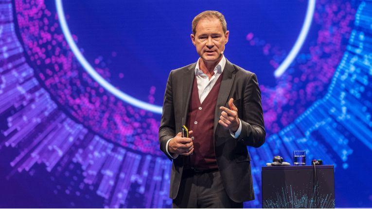 """Gregor Bieler, General Manager der One Commercial Partner Organisation bei Microsoft Deutschland: """"Jetzt gilt es, die Digitale Transformation mit Leben zu füllen!"""""""