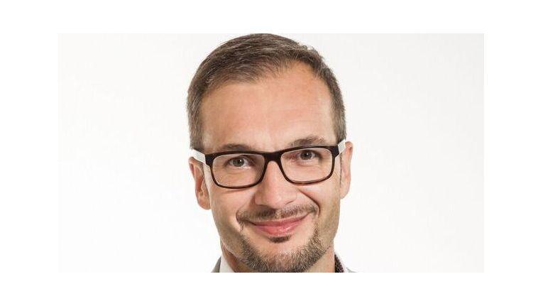 Michael Grundl, EMEA-Director Channel & Partner Sales bei Extreme Networks, stellte die Grundzüge des neuen Partnerprogramms ChannelPartner vor.