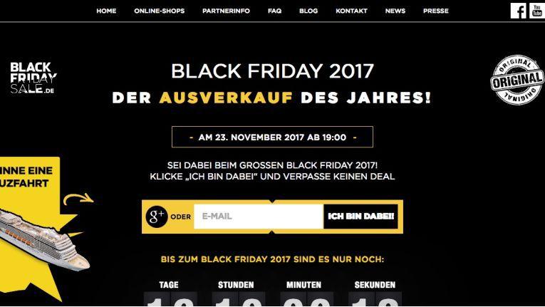 Black Friday: Eine Chinesische Firma mahnte bisher deutsche Händler ab