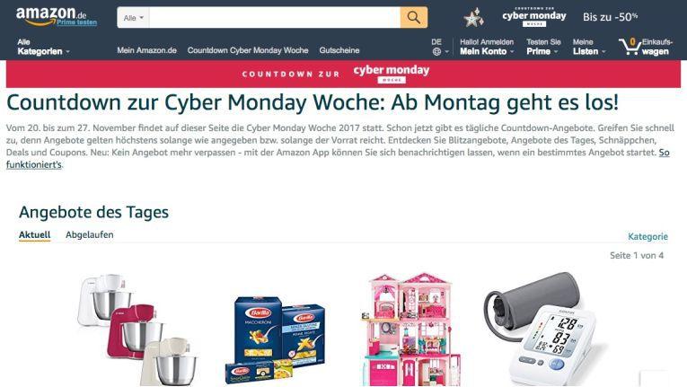 Amazon schneidet im Guenstiger.de-Check am besten ab
