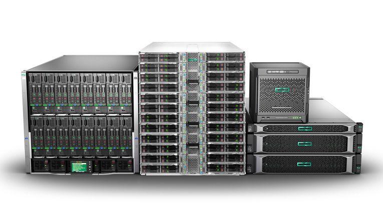 Server von HPE: Der neue ProLiant DL385 unterstützt spezielle Funktionen zum Schutz der Firmware.