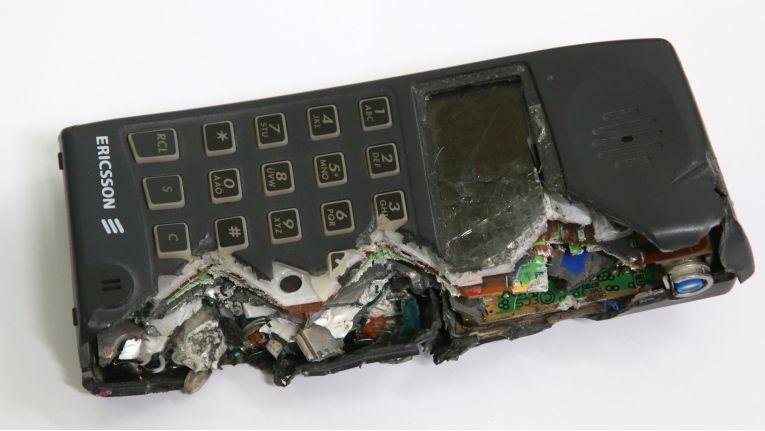 Schredder statt Meeres-Killer: Ericsson GH-198.