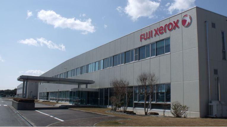 Die Produktionsstätte des Joint Ventures Fuji Xerox in Suzuka.