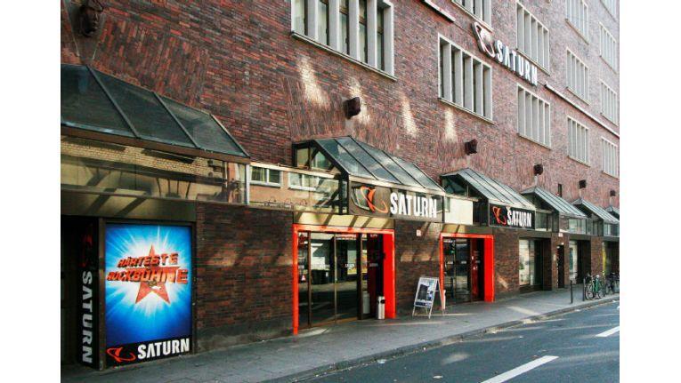 Im Kölner Hansahochhaus begann 1961 die Geschichte von Saturn