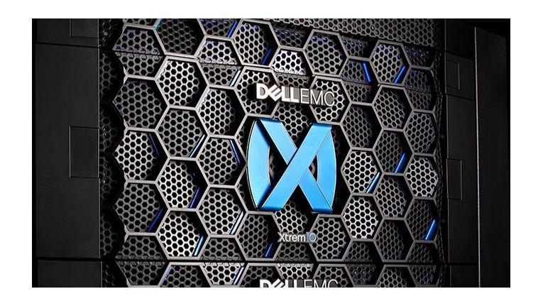 Die High-End-Speicherlösung XtremIO ist nun auch Teil des Future-Proof Storage Loyalty Programs von Dell EMC.