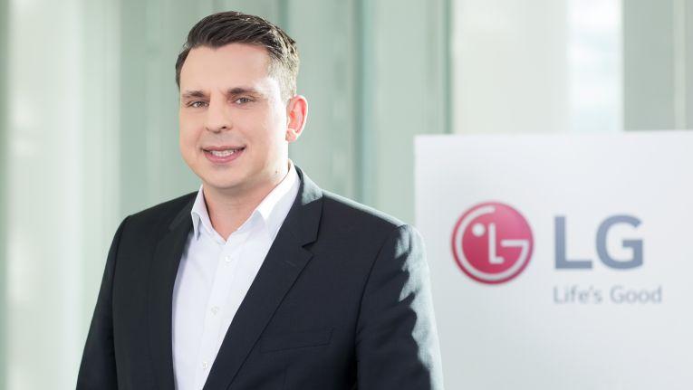 Kai Volmer kehrt als neuer Leiter des Systemhausvertriebs zurück zu LG.