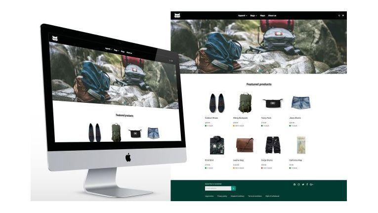 Schöne Shops, einfach gemacht - das ist das Ziel des neuen ePages Now