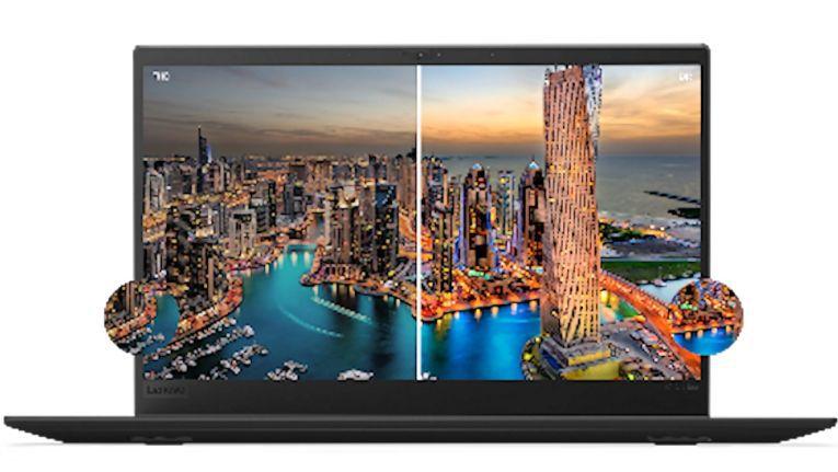 Lenovos ThinkPad X1 Carbon mit Dolby Vision HDR will mit außergewöhnlicher Brillanz und verbessertem Fingerabdruck-Scanner punkten.
