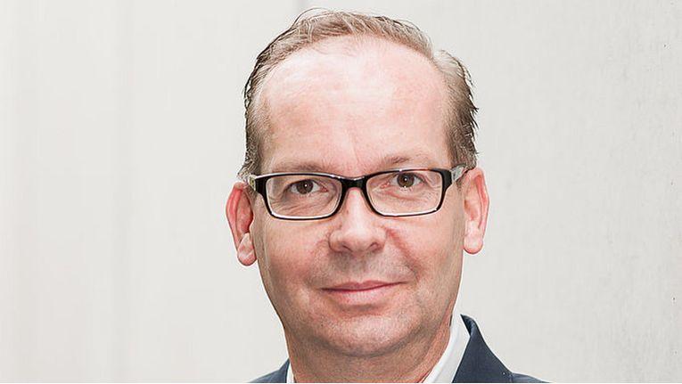 """Christoph Rösseler, Head of Corporate Communications bei G Data: """"In einer digitalisierten Welt nimmt die IT-Sicherheit einen immer höheren Stellenwert ein."""""""