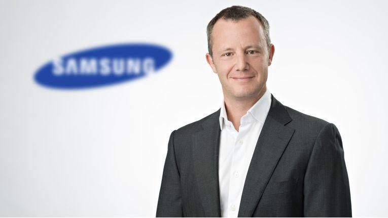 Olaf May verantwortet künftig das B2B-Geschäft von Samsung in Deutschland.