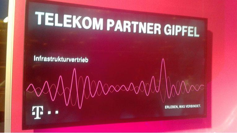 Die Deutsche Telekom stellte auf dem Partner-Gipfel am 1. März in München ihre Pläne für 2018 vor.