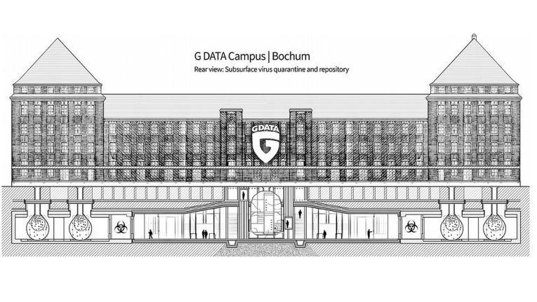 Die Nachricht, dass unter dem Firmengebäude von G Data im Kellergewölbe eine hochsichere Umgebung eingrichtet wird, um virenversuchte Computer und Mobilgeräte zu lagern, war 2017 nur ein Aprilscherz. Aber auch ohne diese Attraktion kommen Partner gene nach Bochum.