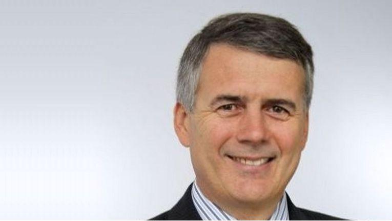 "Tech Data-CEO Richard Hume: Ich bin stolz, Tech Data dienen zu dürfen""."