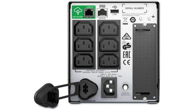 Die netzwerkfähige APC Smart-UPS-Serie mit SmartConnect-Funktion ist eines der neuesten Produkte im Rahmen der EcoStruxure IT DCIM-as-a-Service-Architektur von Schneider Electric.