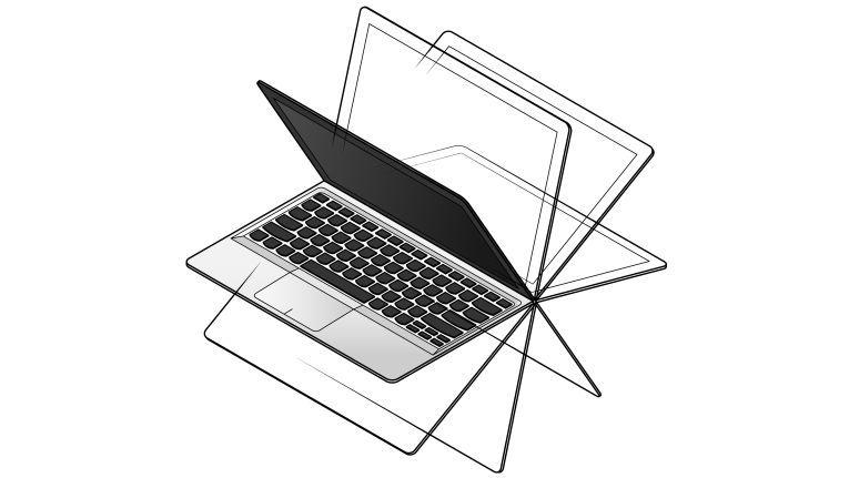 Das Notebook in unterschiedlichen Formen wird weiterhin das bevorzugte mobile Arbeitsmittel sein.