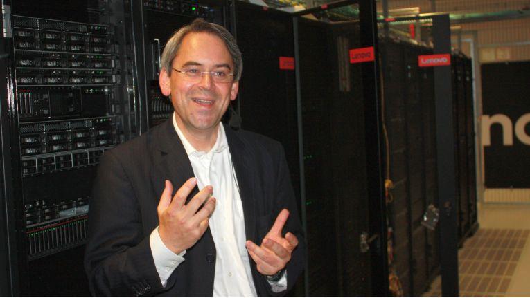 """Alle wollen den Deckel aufmachen, reinfassen und sehen, wie man den Lüfter austauscht"", hat Florian Indriksons, Manager EMEA Executive Briefing & Innovation Center bei Lenovo, festgestellt."