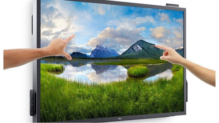 Siewert & Kau erweitert sein Dienstleistungsangebot um kostenfreie Leihstellungen bestimmter Dell EMC-Produkte, wie etwa den Dell 55 Zoll Touch Konferenzraum-Monitor C5518QT.