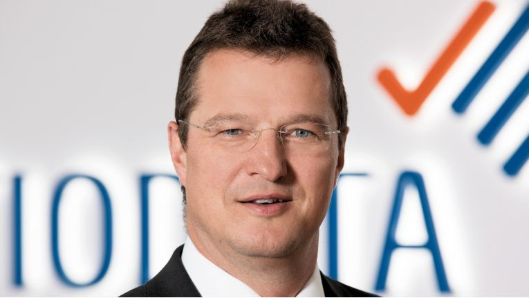 Martin Greiwe, Sprecher der Geschäftsführung der Ratiodata GmbH, sieht so die Zusammenarbeit mit grenzüberschreitenden Unternehmenskunden verbessert.
