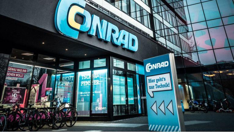 Conrad hat seine Filiale in Berlin Schöneberg auf den neuesten Stand gebracht