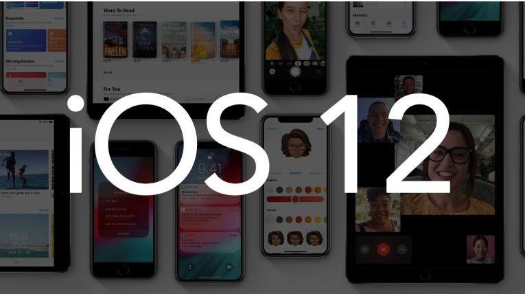 iOS 12 erscheint im Herbst 2018