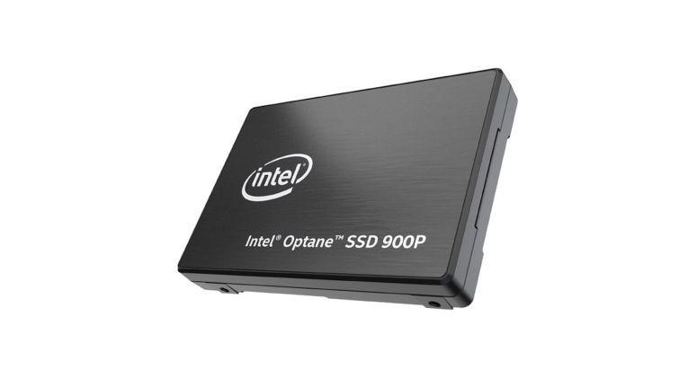 Die Intel Optane SSD 900P gibt es mit der U.2-Schnittstelle und eine rKapazität von 280 GByte sowie als Add-in-Card mit 280 und 480 GByte.