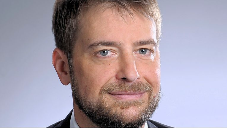 Christoph Kumpa, Director DACH & EE bei Digital Guardian, wirbt mit dem Mehrwert der datenzentrischen Security-Plattform im Bereich Data Mining und Big Data Analytics.