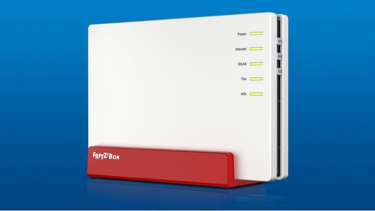 AVM hat mit der Fritzbox 7582 einen Router für VDSL inklusive Supervectoring 35b für Privathaushalte vorgestellt.