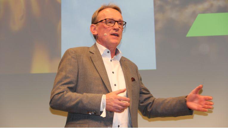 Wilfried Thom, Country Manager Acer Deutschland und Vice President Western Europe, freut sich ''über das erfolgreichste Jahr seit sieben Jahren''.