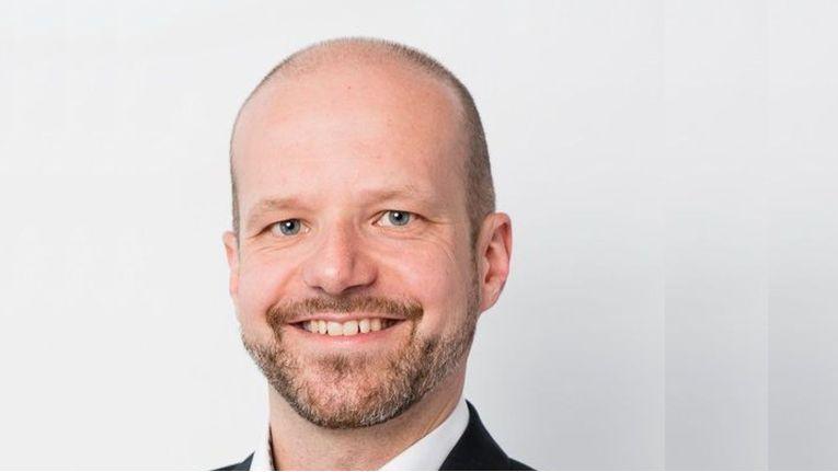 """Peter Neumeier, Head of Channel Sales Germany bei Kaspersky Lab, war mit der Publikumsresonanz auf der it-sa mehr als zufrieden: """"Wir waren ständig in Gesprächen mit Interessenten."""""""