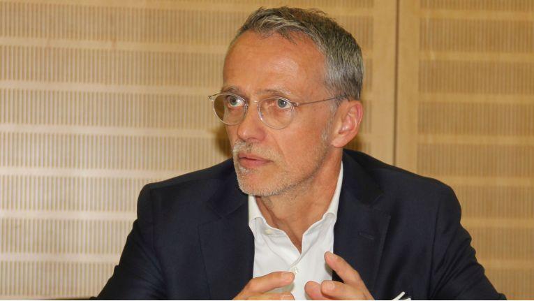 """""""Kaum ein Heimanwender wird seinen Fernseher in Bezug auf IT-Sicherheit konfigurieren wollen. Dafür wird es gemanagte Services geben. Ähnlich wird es im SMB-Markt aussehen,"""" glaubt Michael Haas, Area Sales Director Central Europe bei WatchGuard."""